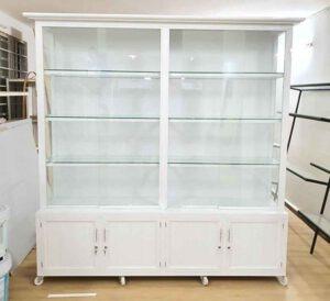 Tủ nhôm kính Bình Tân- MS03