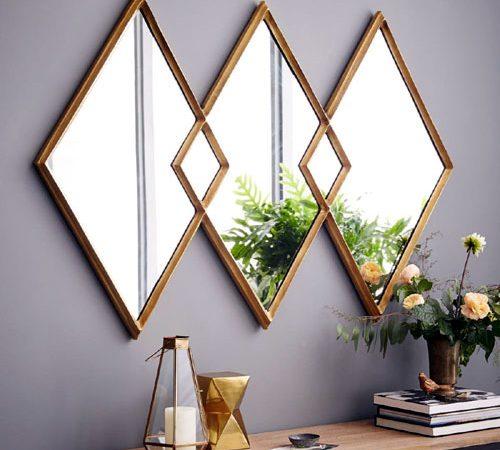 Khi cắt kính gương soi phòng khách cần lưu ý điều gì không?