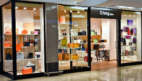 Cửa kính shop quần áo- MS01