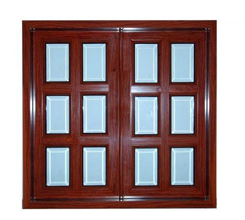 Cửa sổ nhôm kính Củ Chi- MS05