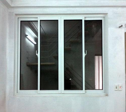 Cửa sổ nhôm kính quận Tân Phú