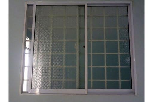 Cửa sổ nhôm kính lùa- MS07