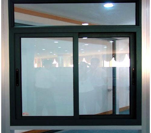 Cửa sổ nhôm kính lùa- MS06
