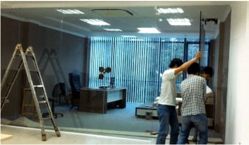 Sửa cửa nhôm kính quận 6- MS01