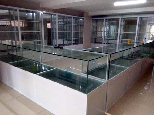 Thay kính tủ nhôm giá rẻ tại TP.HCM