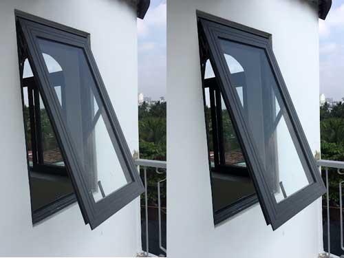 Cửa sổ 1 cánh khung Việt Pháp đẹp