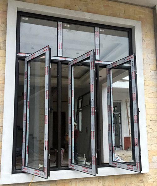 Cửa sổ nhôm xingfa 3 cánh đẹp- MS15