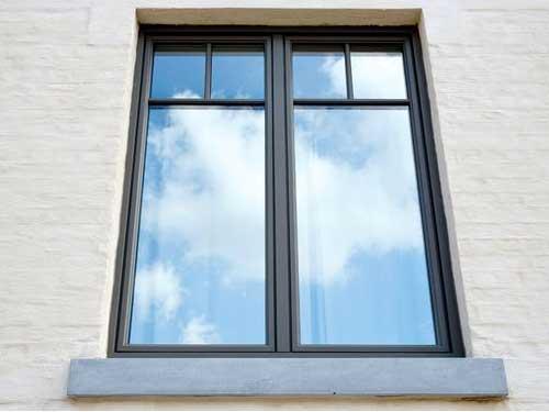 Cửa sổ nhôm kính đẹp nhất thiết kế 2 cánh