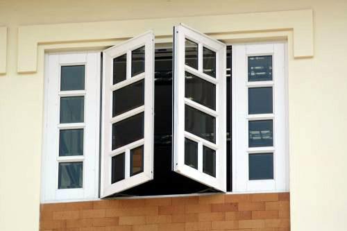 Làm cửa sổ nhôm Xingfa chia ô, chia đố đẹp 2021