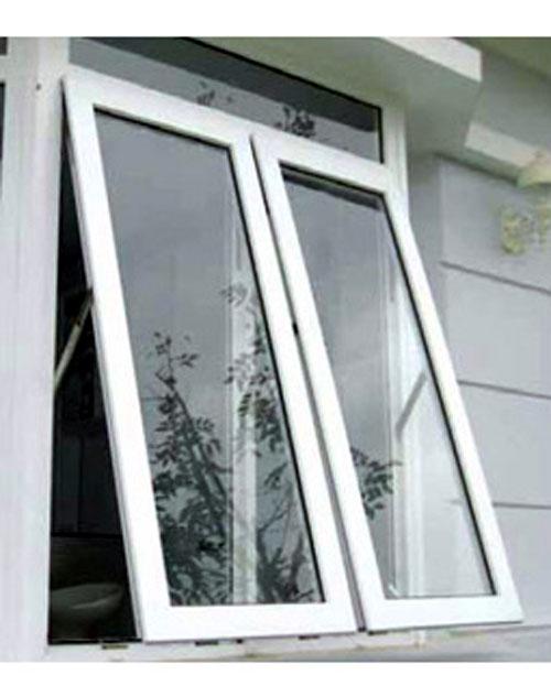 Làm cửa sổ mở đẩy 2 cánh đẹp