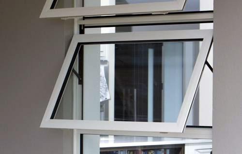 Làm cửa sổ mở đẩy 1 cánh đẹp tại TP.HCM