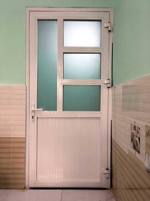 Cửa nhôm kính Đài Loan- MS09