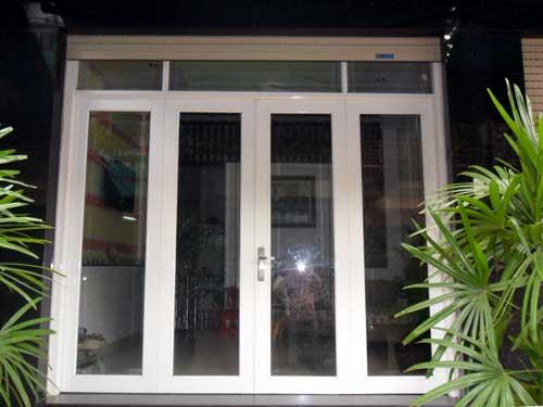 Cửa nhôm kính Đài Loan- MS01