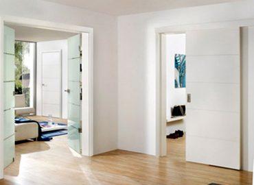 Làm cửa nhôm lùa 1 cánh phòng ngủ giá rẻ tại TP.HCM