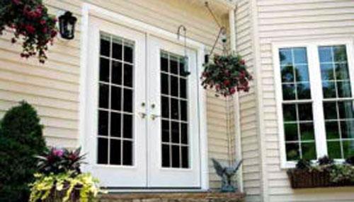 Mẫu cửa sổ nhôm 2 cánh đẹp kiểu chia ô