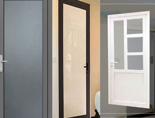 Mẫu cửa nhôm kính thông phòng đẹp 2021