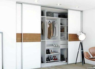 Thi công tủ âm tường phòng ngủ bằng nhôm giá rẻ tại TP.HCm