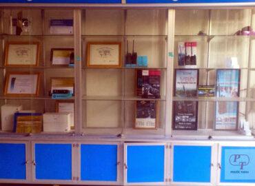Thiết kế tủ nhôm kính bán hàng uy tín tại TP.HCM