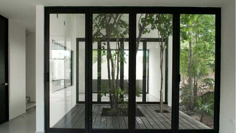 Lắp đặt cửa nhôm Xingfa quận 6 hcm giá rẻ