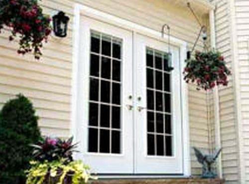 Cửa sổ nhôm kính 2 cánh chia ô đẹp