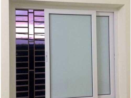 Cửa sổ 2 cánh trượt lùa đẹp