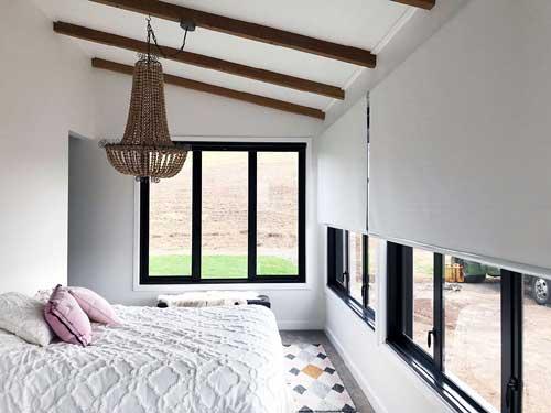 Cửa sổ nhôm kính phòng ngủ giá rẻ