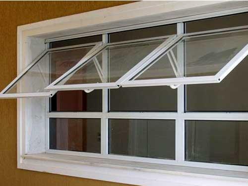 Mẫu cửa sổ nhôm Xingfa quận 2 mở hất đẹp