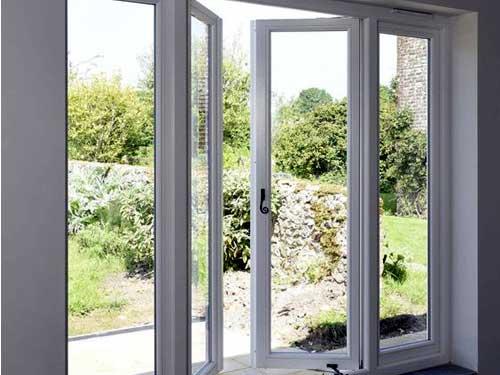 Cửa nhôm kính Xingfa đẹp cho cửa sổ