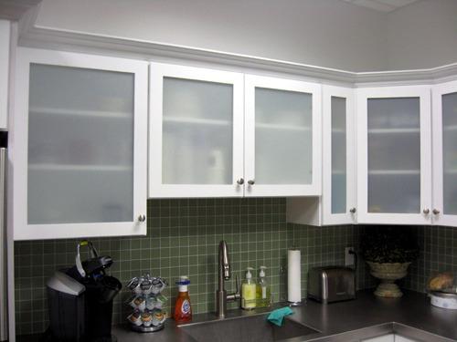 Tủ bếp nhôm kính quận 7