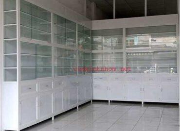 Tủ nhôm kính Bình Tân HCM giá rẻ