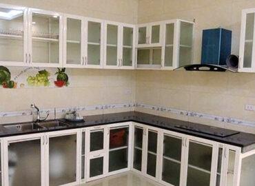 Tủ nhôm quận 7 hcm cho nhà bếp